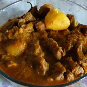 Mutton Kasha