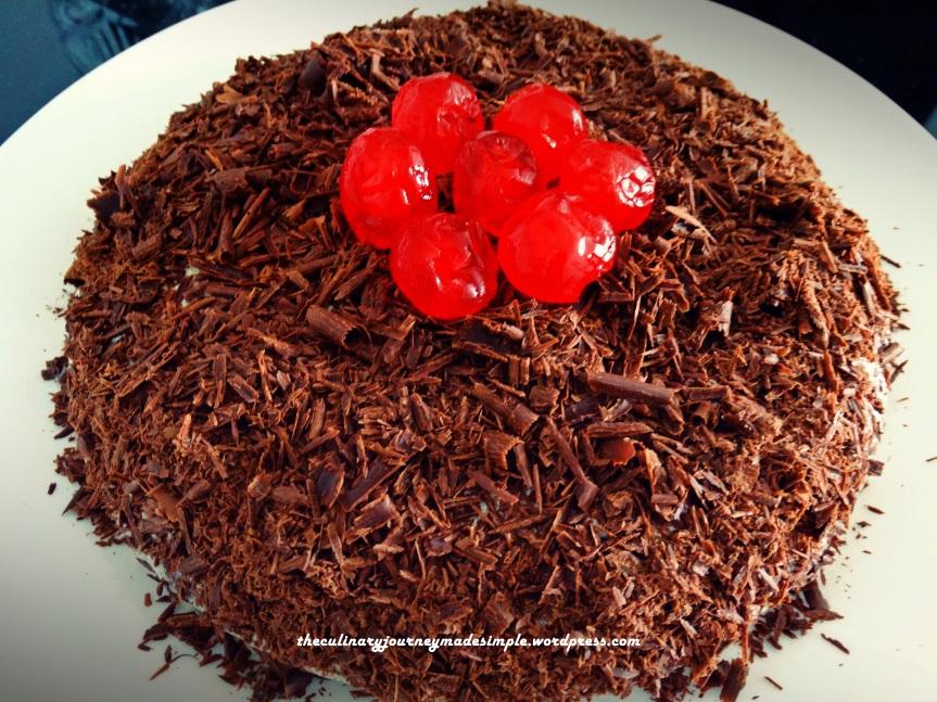 Low calorie ChocolateCake